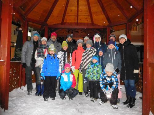Rodzinne szkolenie narciarskie [ZIELENIEC]13-15.01.2017